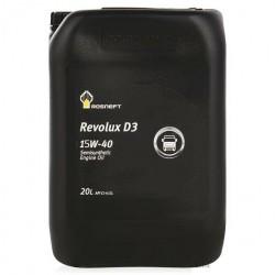 Масло Роснефть Revolux D3 15w40 п/с 20л